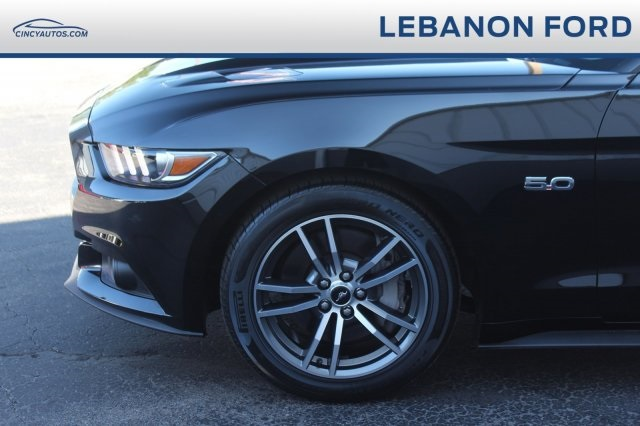 Certified Pre-Owned 2017 Ford Mustang GT