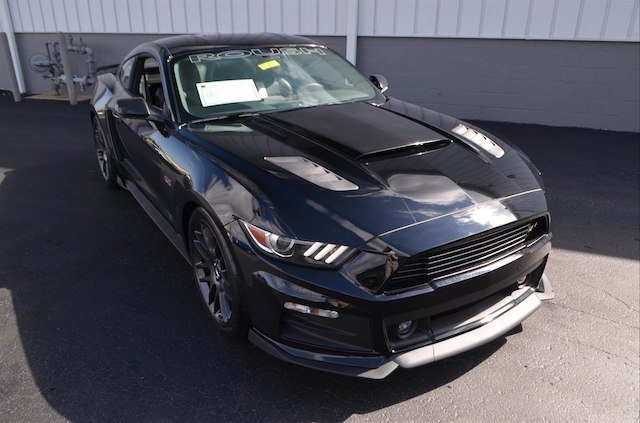 New  Ford Mustang Gt Premium