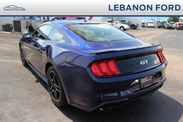 Certified Pre-Owned 2019 Ford Mustang GT