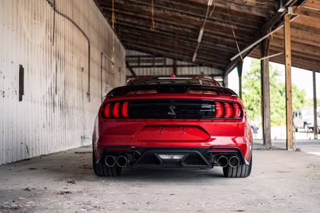 New 2020 Ford Mustang Shelby GT500