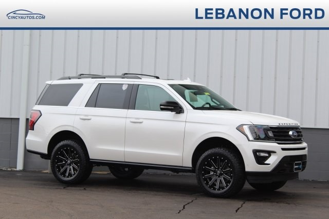 Lifted Ford Expedition >> New 2019 Ford Expedition Limited 4wd