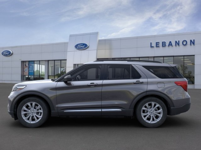 New 2020 Ford Explorer XLT