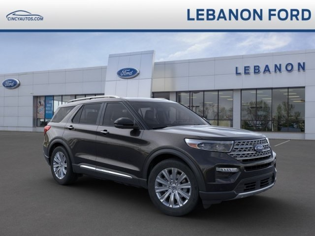New 2020 Ford Explorer Limited