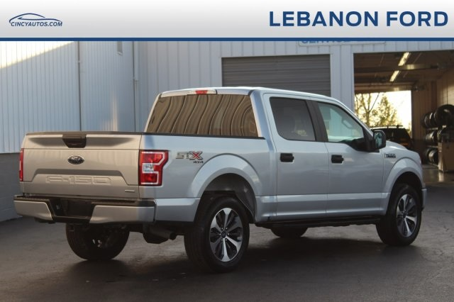 Certified Pre-Owned 2019 Ford F-150 XL