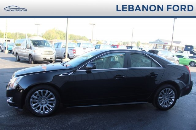 Pre-Owned 2011 Cadillac CTS 3.6L Performance