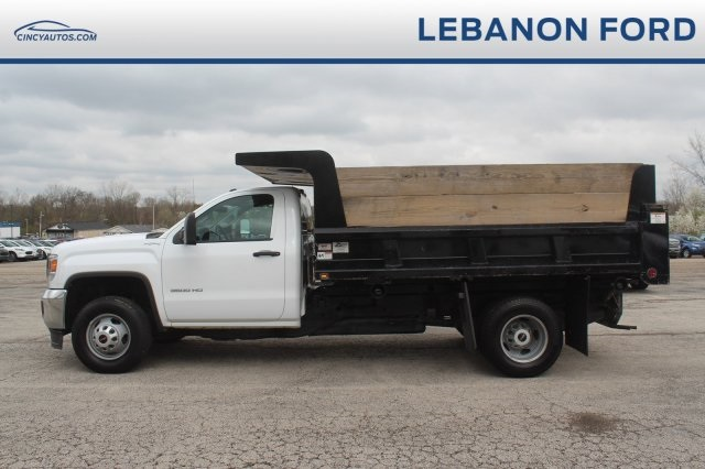 Pre-Owned 2017 GMC Sierra 3500HD Base