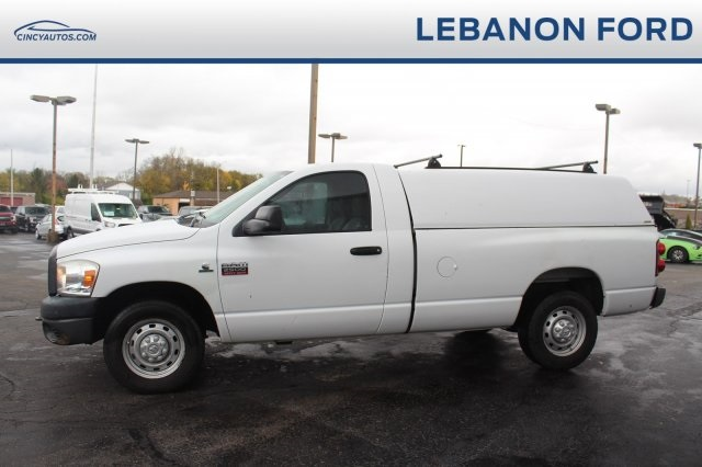 Pre-Owned 2009 Dodge Ram 2500 ST