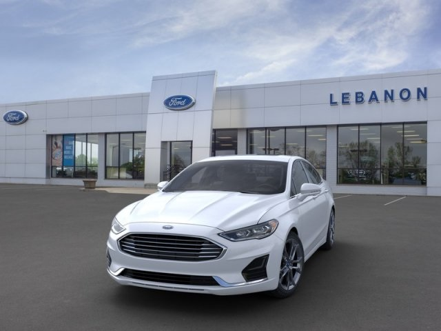 New 2020 Ford Fusion SEL