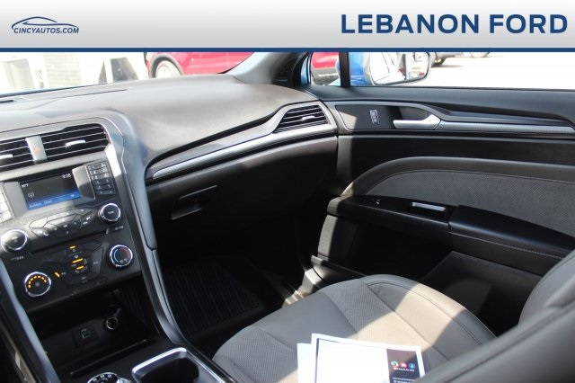 Certified Pre-Owned 2018 Ford Fusion Sport