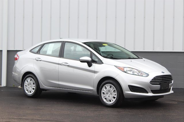 New 2018 Ford Fiesta S