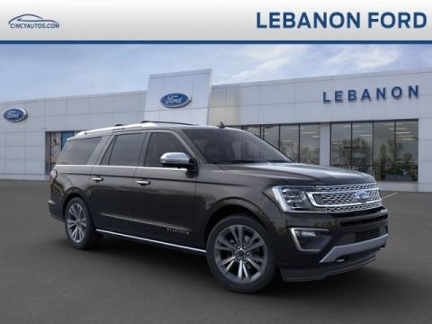 New 2020 Ford Expedition Max Platinum