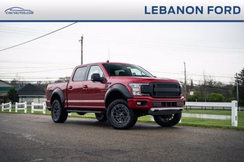 New 2020 Ford F-150 RTR XLT