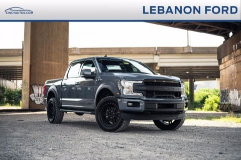 New 2020 Ford F-150 ROUSH OFF ROAD Lariat