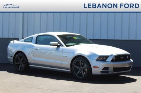 Certified Pre-Owned 2014 Ford Mustang GT