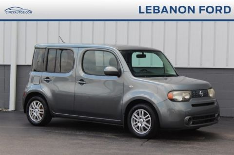 Pre-Owned 2011 Nissan Cube 1.8 S