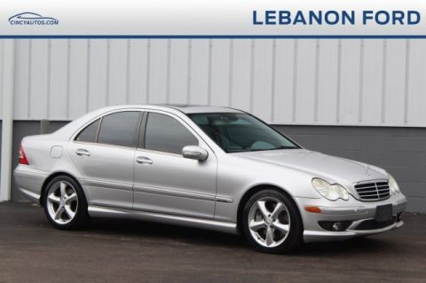 Pre-Owned 2005 Mercedes-Benz C-Class C 230